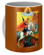 Saint George Coffee Mug