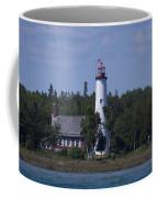 Saint Helena Lighthouse 2 Coffee Mug