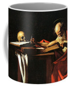 Saint Jerome Writing Coffee Mug