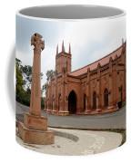 Saint John's Cathedral Anglican Church Peshawar Pakistan Coffee Mug