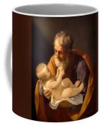 Saint Joseph And The Christ Child Coffee Mug