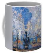 Saint Lazare Station Coffee Mug