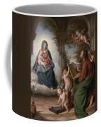 Saint Luke Coffee Mug