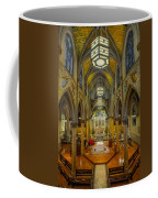 Saint Malachy The Actors Chapel  Coffee Mug