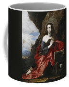 Saint Mary Magdalene In The Desert Coffee Mug
