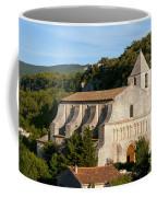Saint Mary Of Saignon Coffee Mug