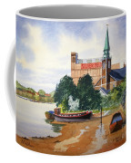 Saint Mary's Church Battersea London Coffee Mug