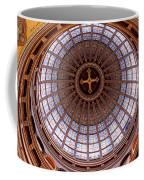 Saint Nicholas Church Dome Interior In Amsterdam Coffee Mug