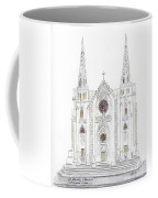 Saint Patrick's Cathedral Coffee Mug