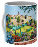 Saint Paul De Vence Coffee Mug