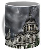 Saint Pauls Cathedral Coffee Mug