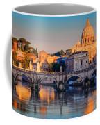 Saint Peters Basilica Coffee Mug