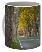 Saint Remy Trees Coffee Mug