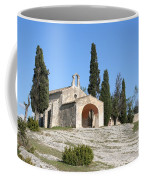 Saint Sixte An Old Chapel Coffee Mug