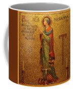 Saint Susanna Altar Coffee Mug