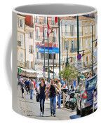 Saint Tropez Stroll Coffee Mug