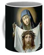 Saint Veronica Coffee Mug by Guido Reni