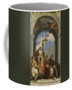 Saints Maximus And Oswald Coffee Mug
