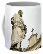 Sait And Cross Coffee Mug