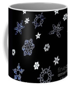 Saks 5th Avenue Snowflakes Coffee Mug
