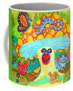 Salamander And Friends Coffee Mug