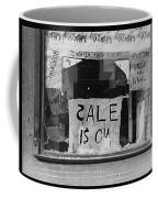 Sale Is On Coffee Mug