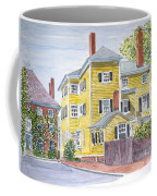 Salem Coffee Mug by Anthony Butera