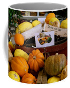 San Joaquin Valley Squash Display Coffee Mug