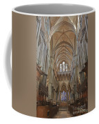 Salisbury Cathedral Quire And High Altar Coffee Mug
