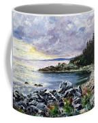 Salisbury Cove Coffee Mug by Lee Piper