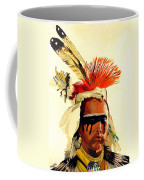 Salish Brave  Coffee Mug