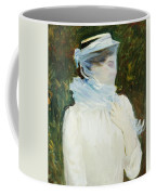 Sally Fairchild Coffee Mug by John Singer Sargent