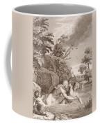 Salmacis And Hemaphroditus United In One Body Coffee Mug