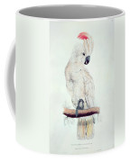 Salmon Crested Cockatoo Coffee Mug