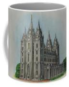 Salt Lake City Temple I Coffee Mug