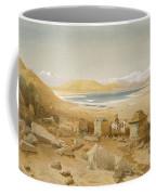 Salt Lake - Thibet, From India Ancient Coffee Mug
