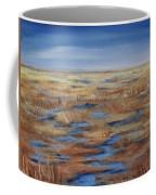 Salt Marsh In Summer Coffee Mug