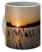 Salt Marsh Sunset Coffee Mug