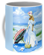Salt Water Blues Coffee Mug