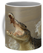 Salt Water Crocodile 2 Coffee Mug