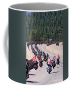 Salute To Veterans Rally Coffee Mug