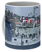 Saluting To Prince Harry Coffee Mug