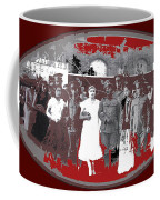Saluting With Sabers Military Ceremony Unknown Location Or Date-2014 Coffee Mug