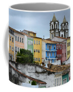Salvador Brazil The Magic Of Color Coffee Mug
