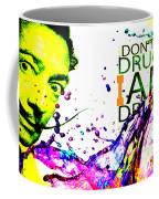 Salvador Dali Pop Art Coffee Mug