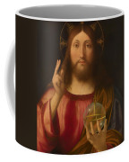 Salvador Mundi Coffee Mug