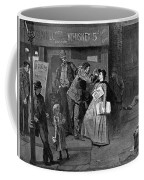 Salvation Army In Slums Coffee Mug
