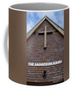 Salvation Coffee Mug by Doug Wilton