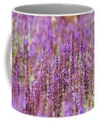 Salvia Abstract Coffee Mug