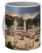 Salzburg After The Storm Coffee Mug